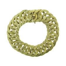 woven link bracelet images Hermes large chaine d 39 ancre tresse gold toggle link bracelet at jpeg