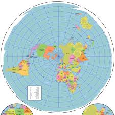 globe earth maps debunking flat earth with the southern hemisphere metabunk