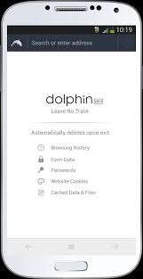 dolphin browser for android apk dolphin free mobile browsers for android ios