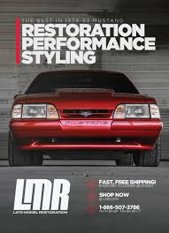 1979 93 fox body mustang catalog by late model restoration issuu