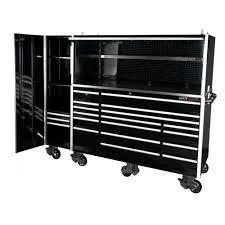 husky 5 drawer side cabinet tool vault 72 elite 20 drawer tool cabinet with hutch side