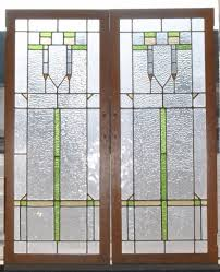 Antique Stained Glass Door by Stained Glass Cupboard Doors