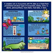 ecosystems complete bundle