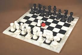 Unique Chess Set Decor Decorative Chess Set