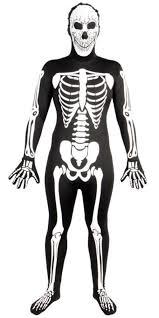 Halloween Costumes Skeleton Mr Bone Jangles Skeleton Costume Mens Halloween Costumes Mega