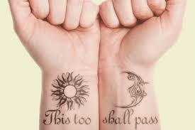 23 inspiring this too shall pass tattoo designs