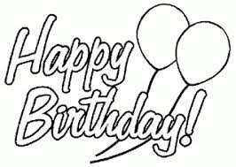coloring birthday card printable printable birthday coloring pages birthday coloring pages