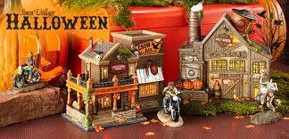 halloween village collector u0027s gallery