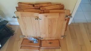 kitchen cabinet doors pine solid pine kitchen cabinet doors for sale in lucan dublin