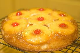butter cream pineapple upside down cake