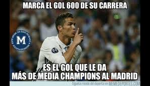 Memes De La Chions League - chions league estos son los memes del triunfo del real madrid