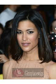 chin length hairstyles for ethnic hair inch 1b black shoulder length hairstyle bob wigs