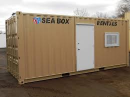 Office Storage Containers - sea box rentals