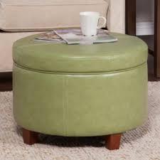 furniture storage ottoman wheels with living room ottoman storage