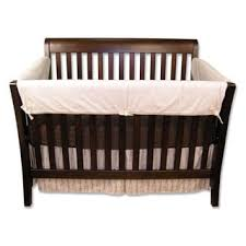 Convertible Crib Rail Trend Lab Crib Wrap Convertible Crib Rail Guard Kit Free