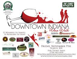 Wapiti Ridge Wine Cellars - tickets for 2014 downtown indiana wine walk in indiana from showclix