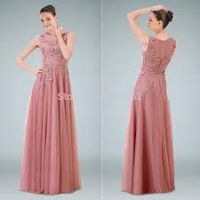 bateau neck lace applique special evening formal dresses vintage
