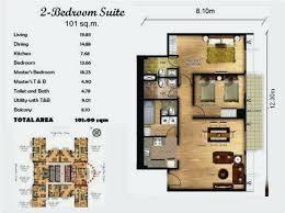 las vegas suite hotels two bedroom elara 4 bedroom suite 2 bedroom suites floor plan elara las vegas 4