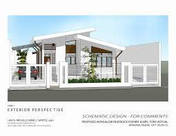 Floor Plan Bungalow House Philippines Awesome Charming Modern