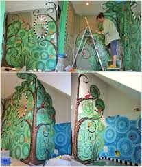 Mosaic Wall Art Ideas That Will Leave You Mesmerized - Wall mosaic designs