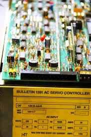 recent job report 2 allen bradley 1391 ac servo controller repair