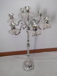 Tall Floor Standing Candelabra by Tall Silver Floor Candle Holders Candles Decoration