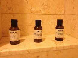 Le Labo Bathroom Amenities The First Class Project Hotel Review The Fairmont Makati
