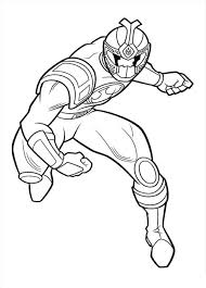 dr odd mighty morphin power rangers coloring pages