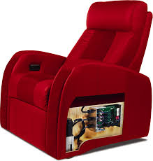 Custom Home Theater Seating Tiered With Dbox Motion Seating K U0026w Audio