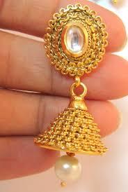 peacock design earrings in gold buy beautiful peacock design gold broad choker necklace jhumka