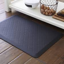 Trellis Kitchen Rug Wellnessmats Trellis Williams Sonoma
