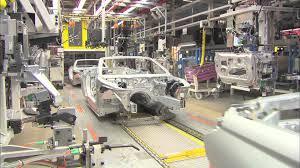 bmw car plant 2012 bmw 650i convertible production line