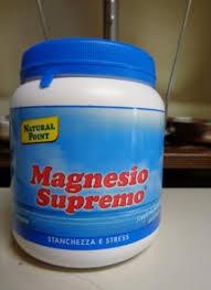 magnesio supremo composizione integra in plus magnesio potassio e ginseng su farmacia venezia