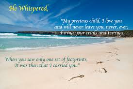 footprints in the sand gifts footprints in the sand poem gifts lyrics jewelry and bible verses