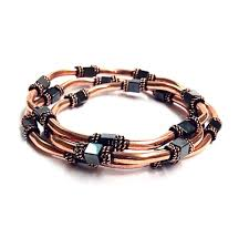 copper jewelry necklace images Copper wrap bracelet hematite jpg