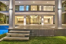 facing multi level home south africa luxury homes
