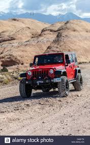 Jeep Hell U0027s Revenge Trail Sand Flats Recreation Area Moab Utah