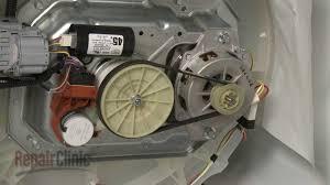 whirlpool top load washer won u0027t spin drive belt w10006384 youtube