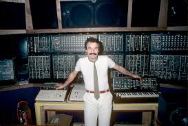 moroder and his moog modular system synth stuff pinterest