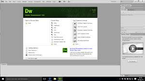 adobe dreamweaver cs6 free download offline softwares