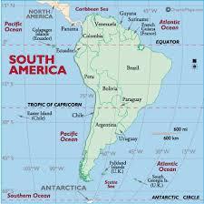 south america map equator south america eglise néo apostolique internationale