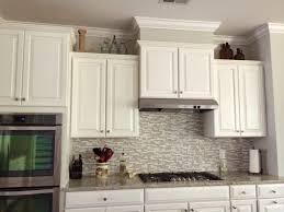 how to finish the top of kitchen cabinets fill in space above kitchen cabinets how to finish the top of