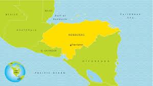america map honduras honduras country profile national geographic