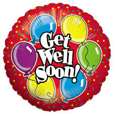 get well soon balloons get well soon mylar balloon 1 nancy s floral