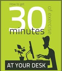 Yoga At The Office Desk 95 Best Office Exercise Images On Pinterest Office Exercise