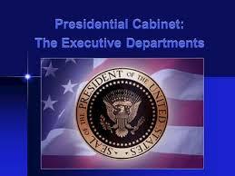 Define Cabinet Departments Unit 5 The Executive Branch Ppt Online Download