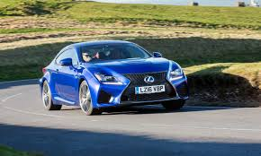 lexus rc f weight lexus rc f review car reviews the car expert