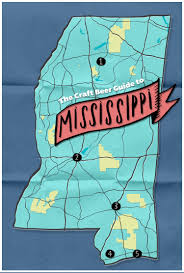 San Diego Breweries Map by The Craft Beer Guide To Mississippi Drink Lists Craft