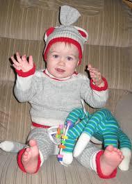 sock monkey costume sock monkey costume for toddler