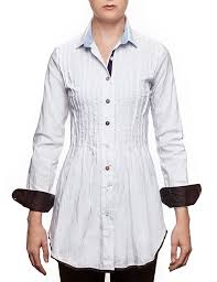 pleated blouse marilyn signature pleated white cotton stretch blouse with